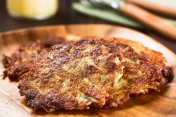 Ilustrační fotka k receptu na bramboráky