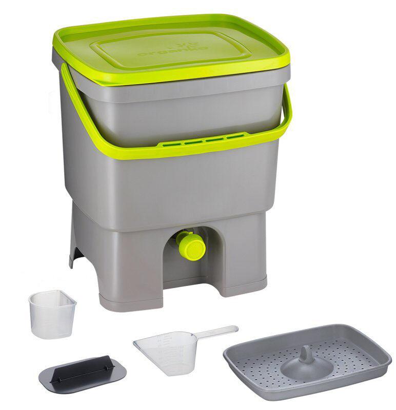 Speciální nádoba na bokashi kompost